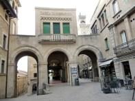 San Marino, ruas com traçado medieval