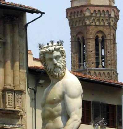 Florença, uma cidade de artes, Itália