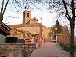 Fortaleza em San Marino