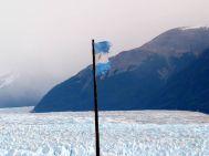 Glaciar Perito Moreno, um campo de gelo na Patagônia Argentina
