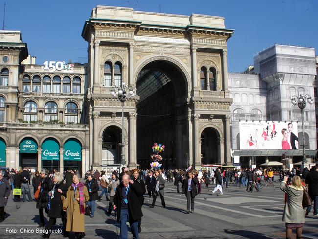 Galleria Vittorio Emanuele, Milão