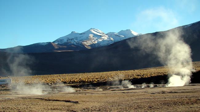 Igrejinha de São Pedro em San Pedro de Atacama