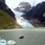 Glaciar Serrano, sul do Chile