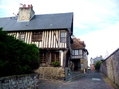 Honfleur, Normandia - Foto Manual do Turista