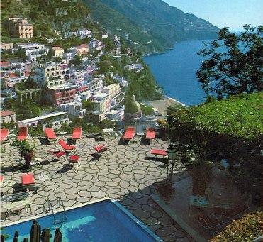 Hotel Posseidon, em Positano, Itália