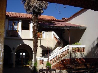 Hotel em Sucre