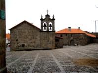 Igreja em Linhares, Serra da Estrela