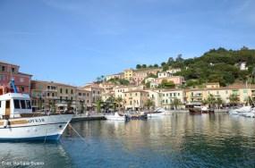 Ilha de Elba, centro da Itália