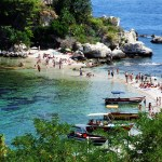 sola Bella, Taormina, Sicilia, Itália,Foto gnuckx CC BY