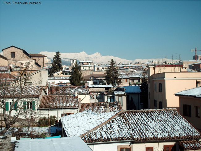 L' Aquila, Itália