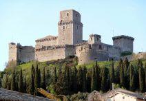 La Rocca, Assis, Itália