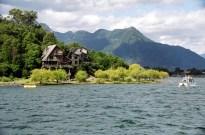 Lago Villarica, Chile