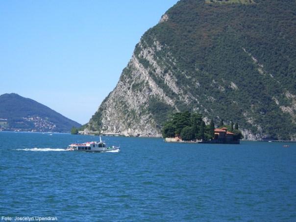 Lago d'Iseo, Itália