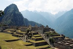 Sítio arqueológico de Machu Picchu, Peru