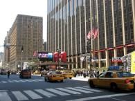 Madison Avenue, New York, foto Barão