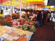 Mercado fluvial de Valdivia, Chile