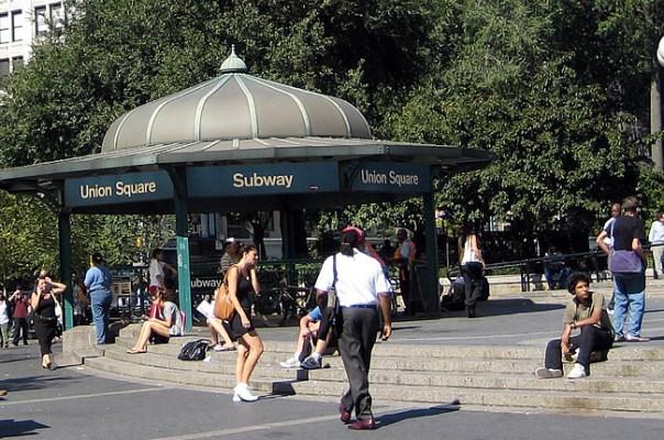 Metro Union Square NY, foto Barão