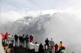 Mirador no Valle del Colca, Peru