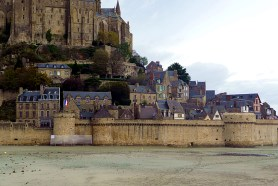 Mont St-Michel, Normandie - Foto Manual do Turista