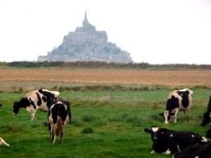 Monte St-Michel - Foto Manual do Turista