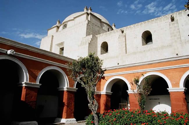 Mosteiro de Santa Catalina em Arequipa