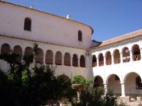 Mosteiro em Sucre, Bolívia