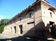 Ostia Antica, um sítio arqueológico muito bem preservado
