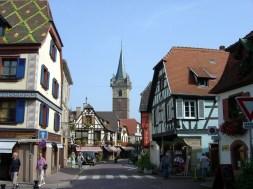 Obernai, Alsácia, França