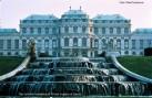 Palácio de verão do príncipe Prince Eugene of Savoy, Viena, Ástria