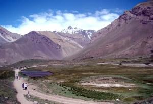 Parque Nacional de Aconcagua, Provincia de Mendoza