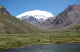 Parque Nacional do Aconcagua, Argentina