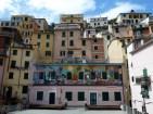 Pintura mural, Cinque Terre, Itália