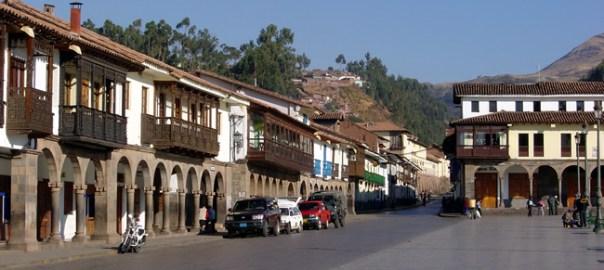Plaza de Armas de Cusco, Peru