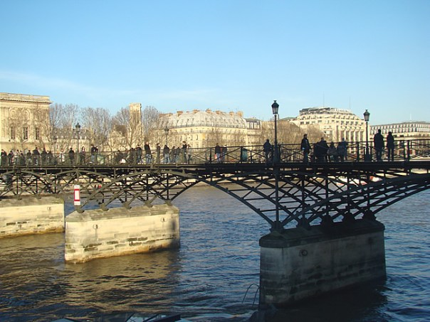 Pont des Arts, Paris