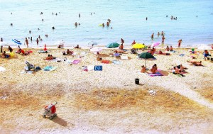 Praia na Puglia