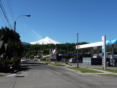 Vulcão Villarica, Chile