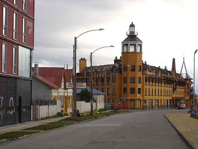 Puerto Natales, Patagônia