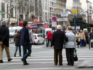Quartier Latin, Paris, França