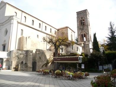 Ravello, centro histórico