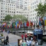 Rockefeller Center, Manhattan, New York