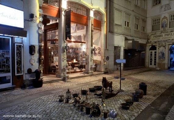 Rua de Coimbra, Portugal