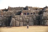 Sacsuayaman, Vale Sagrado, Peru - Foto Manual do Turista