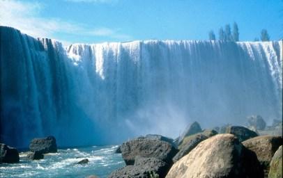 Salto de Laja. Chile