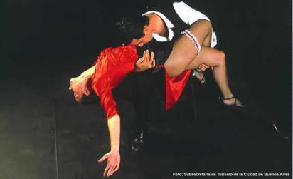 Tango, show em Buenos Airers