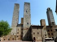 Torres de San Gimignano, Itália