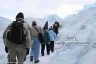 Trekking no Glaciar Perito Moreno, Argentina