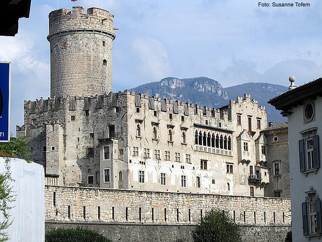 Trento, norte da Itália