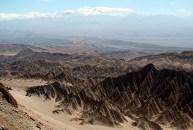 Valle de la Muerto, Atacama, Chile