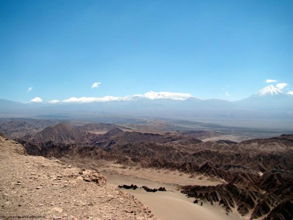 Valle del la Muerte, Atacama, Chile
