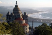 Viana do Castelo, norte de Portugal